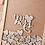 Thumbnail: Houten frame gastenboek Mr & Mrs