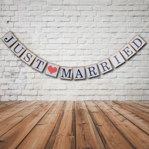 Just Married slinger (2,4m)