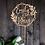 Thumbnail: Bruidstaart topper geometrisch