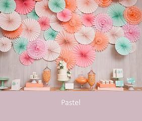 Pastel bruiloft | YourWeddingShop