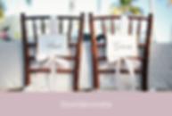 Stoeldecoratie bruiloft | YourWeddingShop