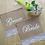 Thumbnail: Slinger groom & bride jute