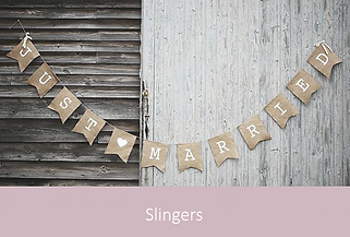 Slingers bruiloft | YourWeddingShop