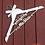 Thumbnail: Trouwjurk & Trouwpak hanger gepersonaliseerd