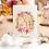 Thumbnail: Trouwkaart sprookjesachtig inclusief bruidspaar