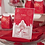Thumbnail: Trouwkaart bruidspaar bij de witte poort inclusief sierlijke vuurwerk