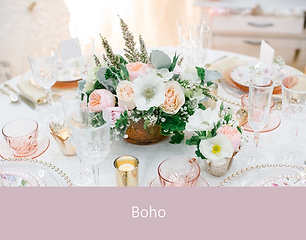 Boho bruiloft | YourWeddingShop