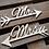 Thumbnail: Mr & Mrs decoratie pijlen
