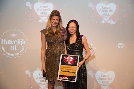 Landelijke winnaar Love Awards Publieksprijs