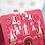 Thumbnail: Trouwbedankjes kasteel rood