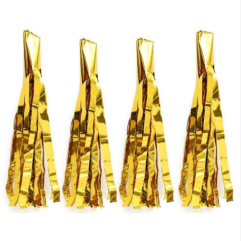 DIY Tassels goud