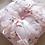 Thumbnail: Ringkussen satijn roze