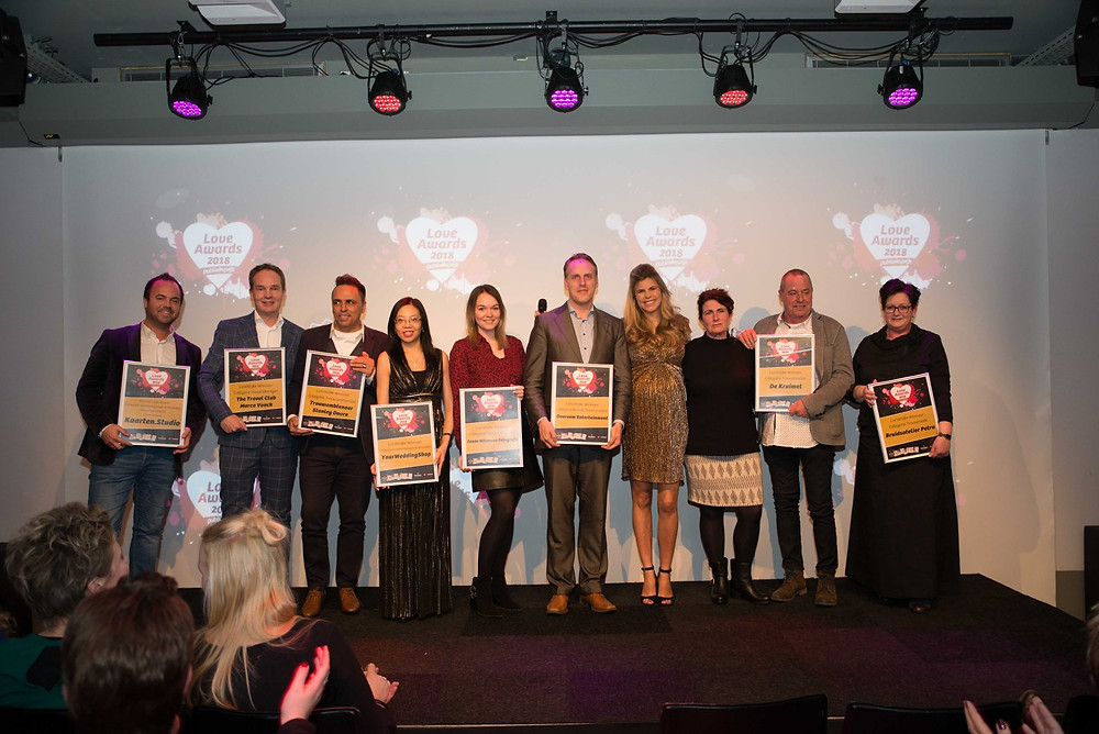 YourWeddingShop wint de landelijke Love Awards Publieksprijs!