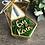Thumbnail: Ringdoos glas geometrisch