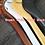 Thumbnail: Bruidsjurk hanger goud of zilver