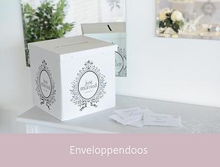 Enveloppendoos | YourWeddingShop