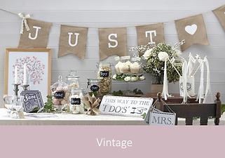 Vintage bruiloft | YourWeddingShop