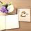 Thumbnail: Gelofte boekje his & her vows beige
