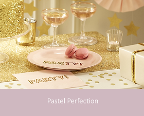 Pastel Perfection bruiloft | YourWeddingShop