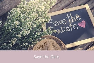 Save the Date | YourWeddingShop
