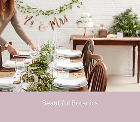 Beautiful Botanics | YourWeddingShop