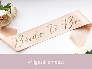 Vrijgezellenfeest | YourWeddingShop