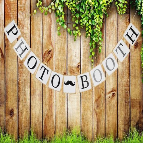 Photobooth slinger
