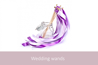 Wedding wands | YourWeddingShop