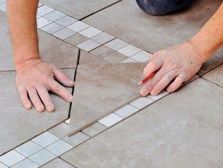 Smooth Service Tiling - Case Study