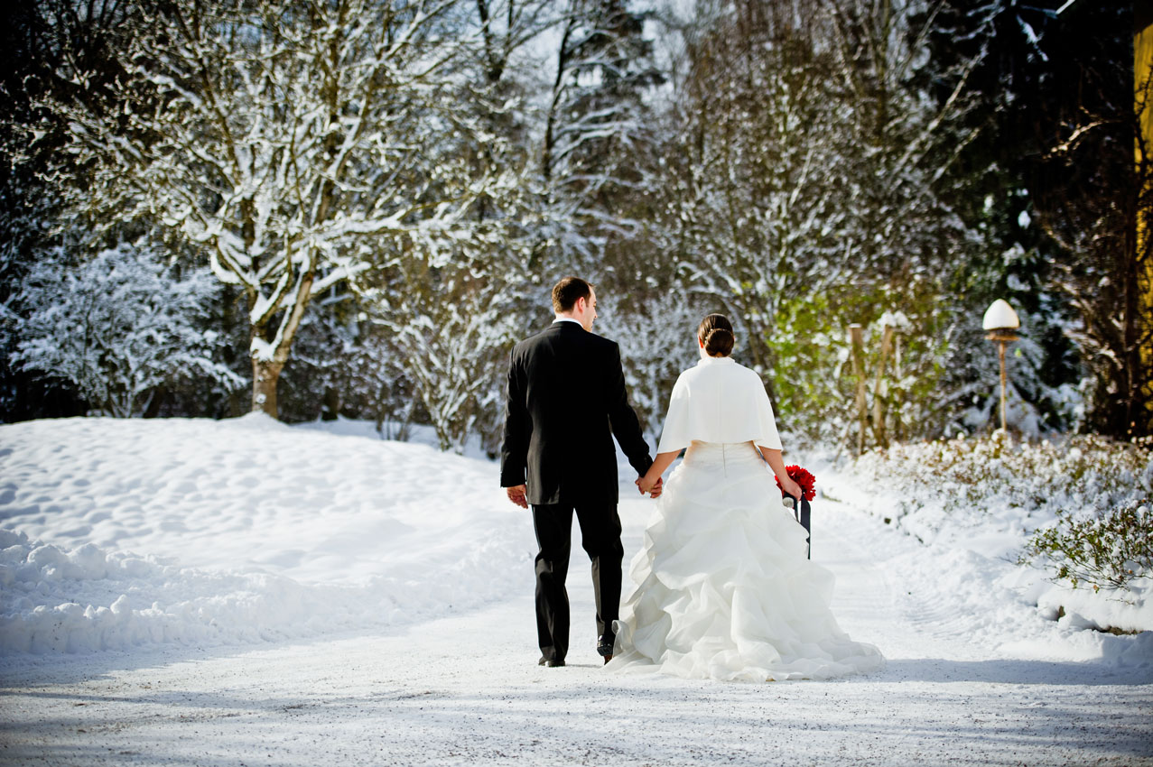 Brautpaar - Hochzeitsplanerin Basel