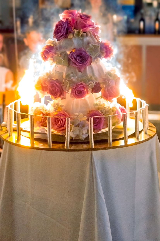 Torte - Hochzeitsplanerin Basel