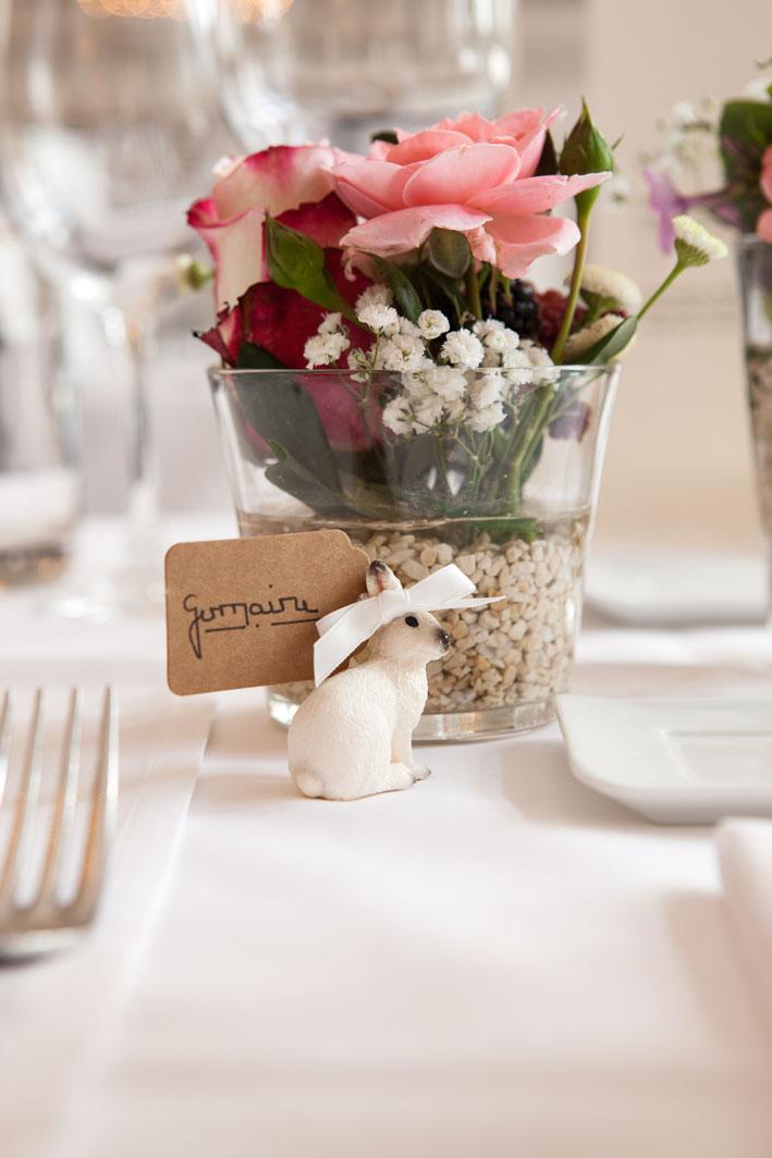 Tischdeko - Hochzeitsplanerin Basel
