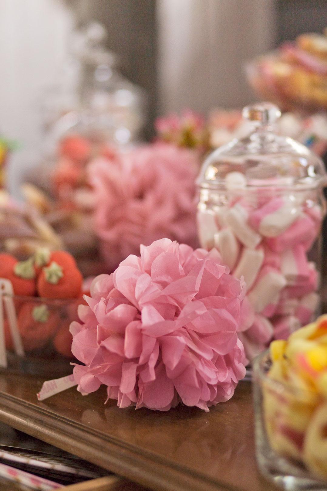 Candytable - Hochzeitsplanerin Basel