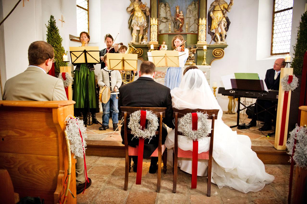 Kirche - Hochzeitsplanerin Basel