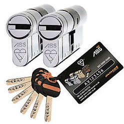 ABS Keys, locks