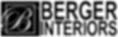 Berger Interiors Logo