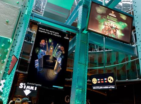 Guinness Storehouse Banner
