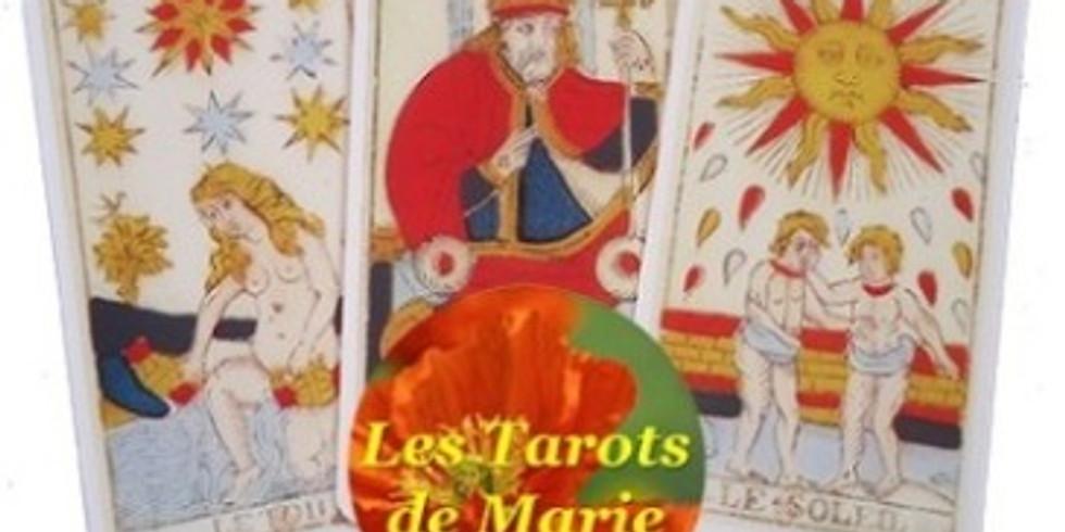 LE TAROT DE MARSEILLE ET LES DUOS COMPLEMENTAIRES