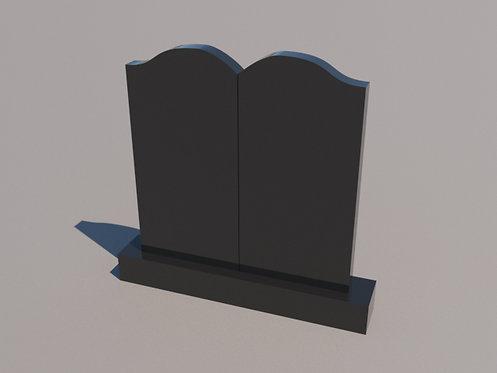 Двойной памятник - книга