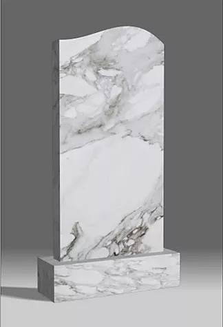 Мраморный памятник Волна