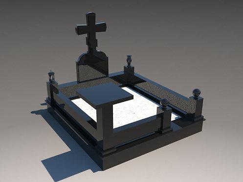 Комплекс с крестом и столиком