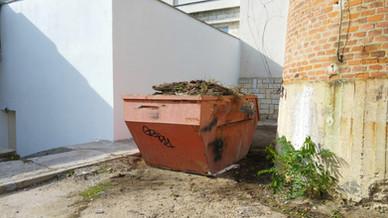контейнер за строителни и битови отпадъци