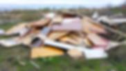 битови отпадъци прочистване до регламентирано сметище от имот хамали двор