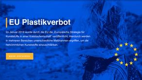 EU Plastikverbot ab 2021