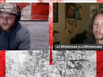 Rob Boutilier Goes One on One with Comedian & Writer JJ. Whitehead on Cancel Culture & Woke Nation