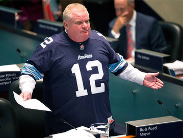 Petition emerges to rename Dundas Street for former Mayor Rob Ford