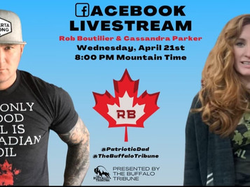 Guns, Rights and Freedom With Rob Boutilier and Cassy Parker from K.K.S Tactical Supplies