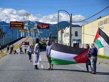 Boycotters Fail to Block Israeli Shipping in Vancouver