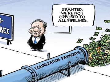 Canada needs to take Alberta's equalization grievances seriously