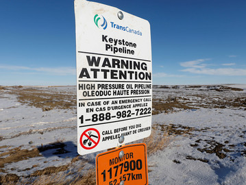 The killing of Keystone XL gives other countries an advantage over Canada